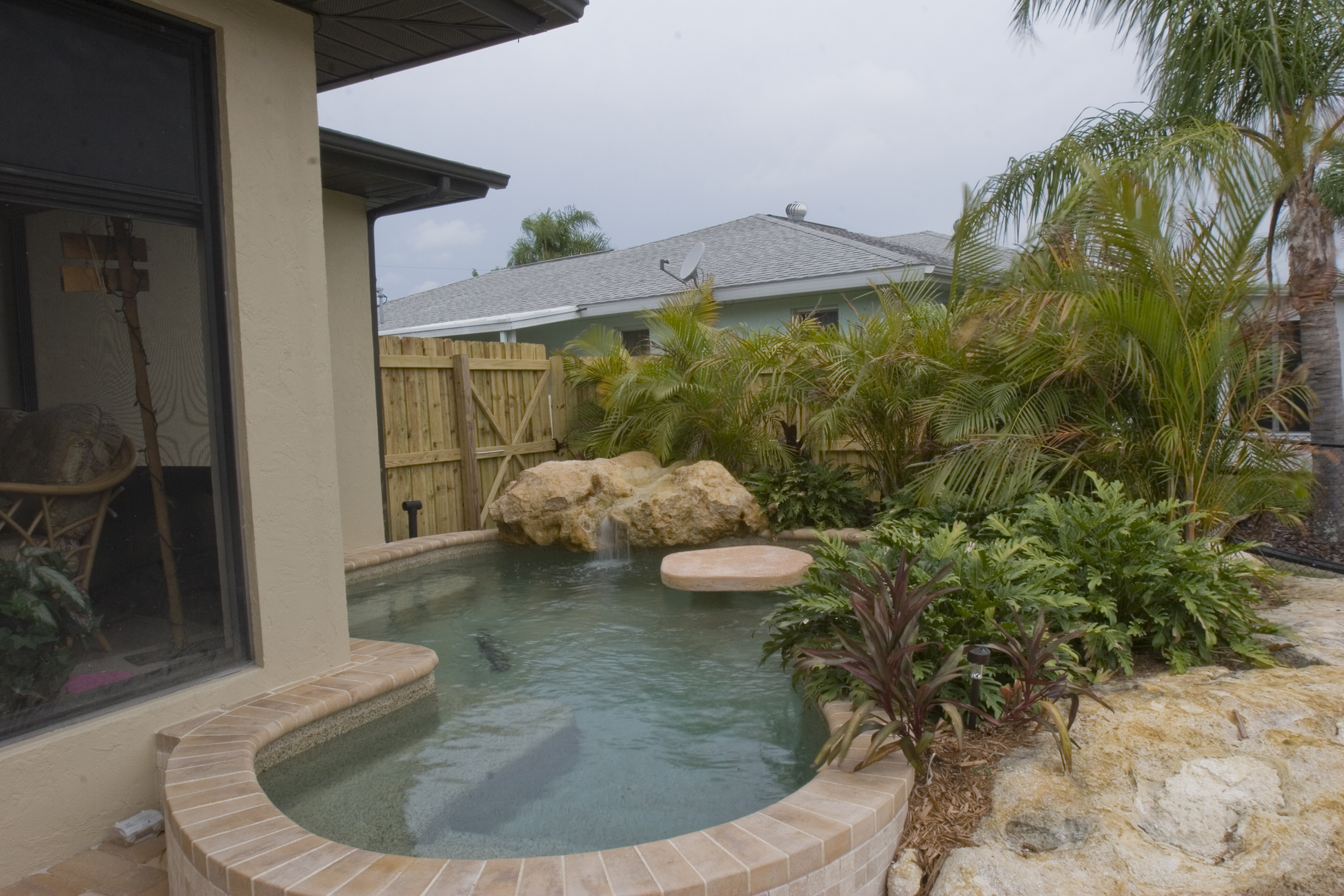 pool and spa outdoor design by lucas page 4