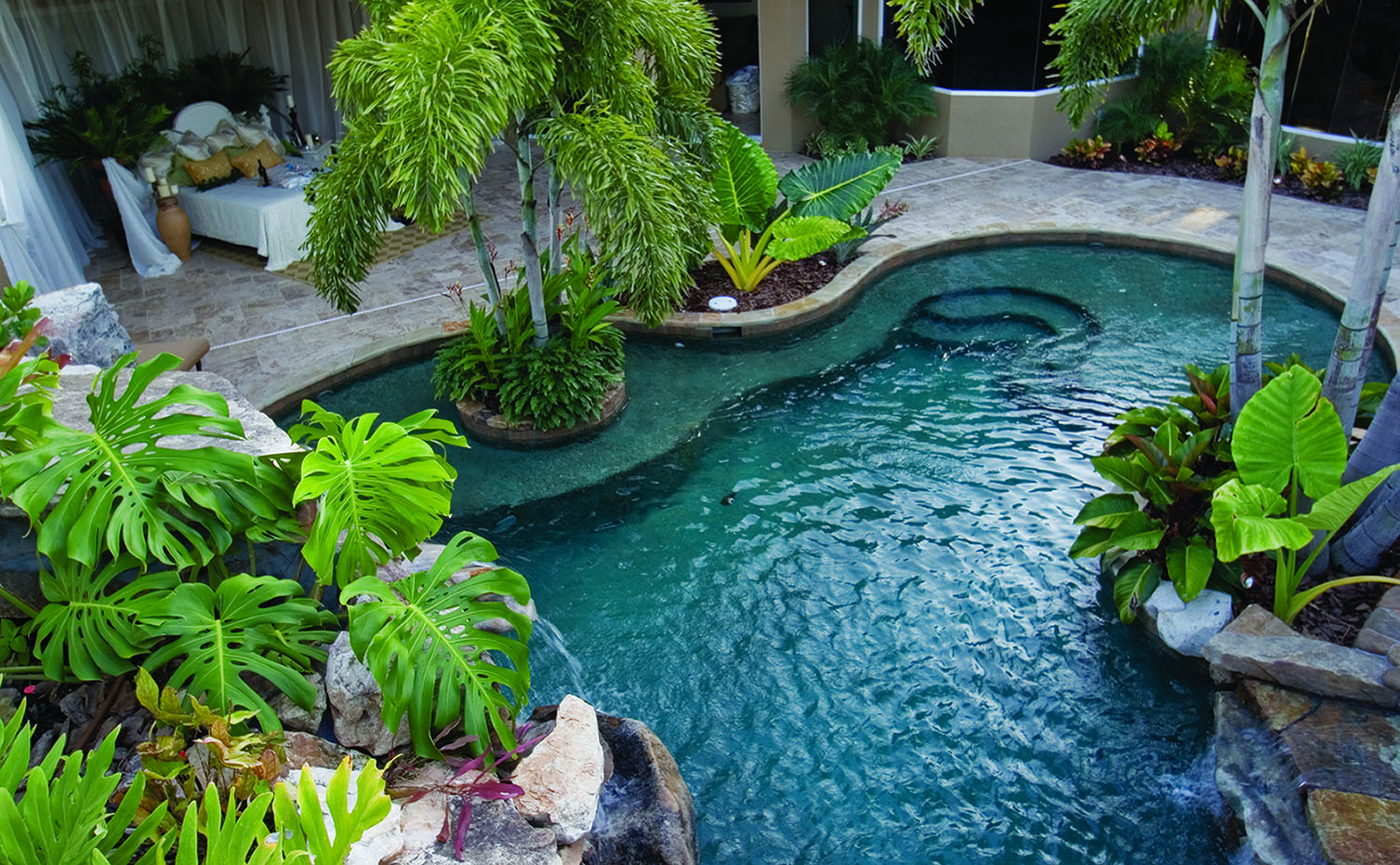 Lagoon Pool Designs